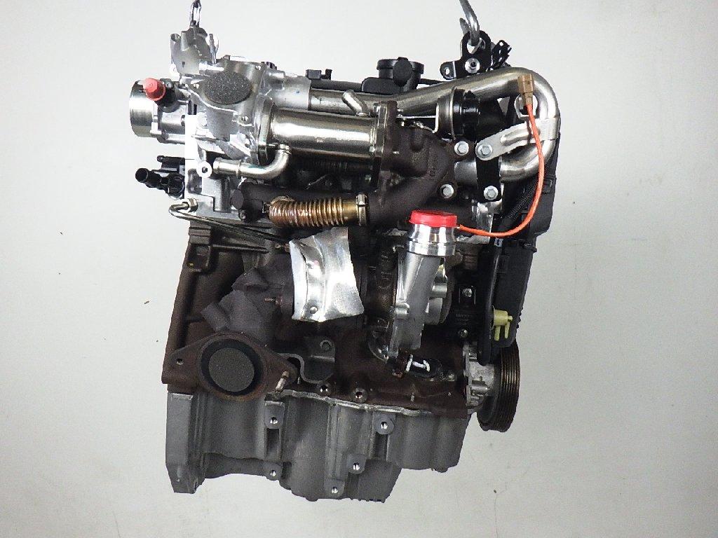 ENGINE RENAULT CLIO 12 16 15 DCI 55KW