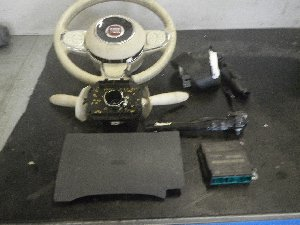 KIT AIRBAG  FIAT 500 15> 3P DX
