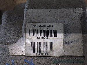 DIFFERENZIALE POSTERIORE FIAT PANDA 03-10 1.2 8V 44KW 4X4 5M